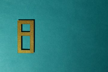 rectangular brown illustration
